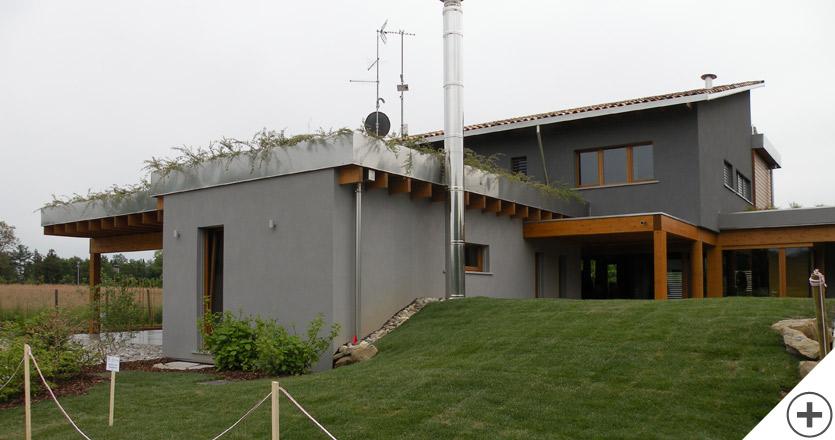 Approfondimenti la casa zero energy for Come finanziare la costruzione di una nuova casa