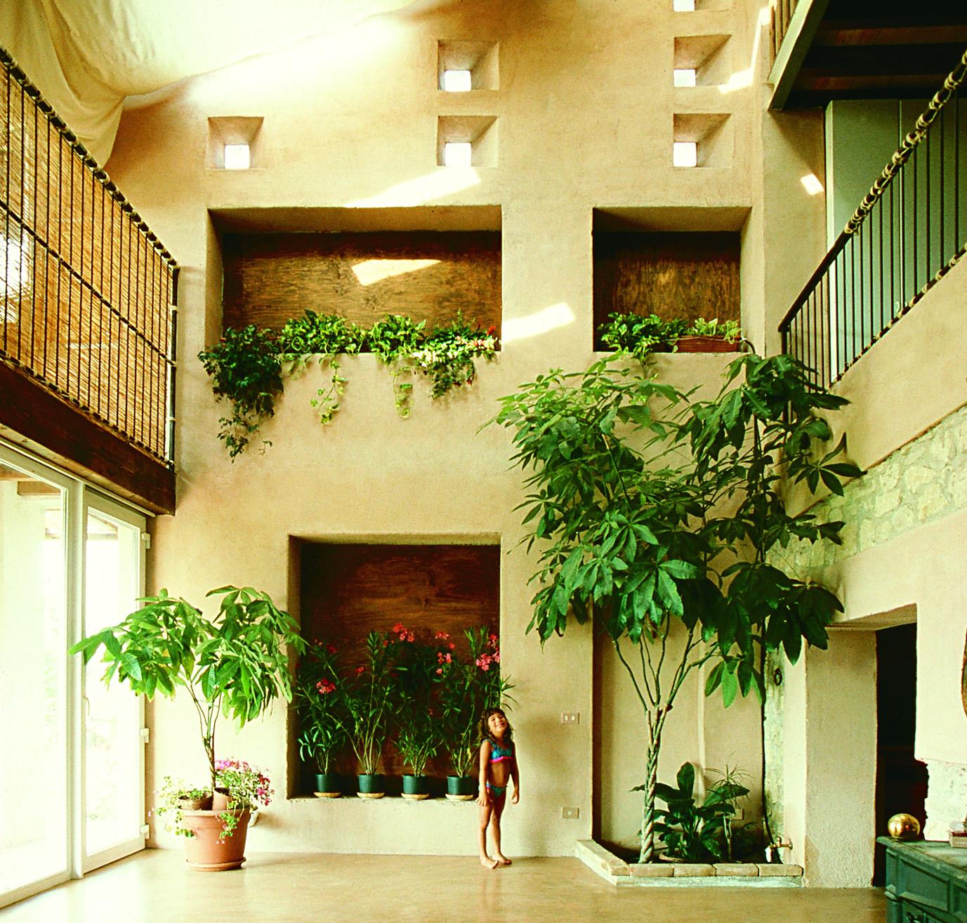 Bioclimatica organika for Piani casa fienile